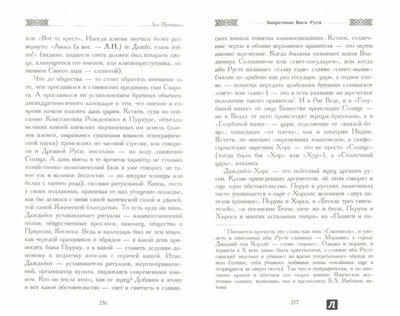 Иллюстрация 1 из 17 для Запретные боги Руси. Ложь и правда о Русском Язычестве - Лев Прозоров | Лабиринт - книги. Источник: Лабиринт