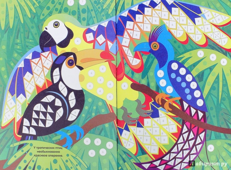 Иллюстрация 1 из 35 для Числа. Животные | Лабиринт - игрушки. Источник: Лабиринт