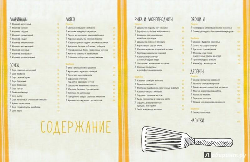 Иллюстрация 1 из 28 для Барбекю и планча (закуски, основные блюда, десерт) - Валери Друэ | Лабиринт - книги. Источник: Лабиринт