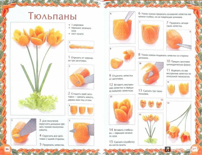 Иллюстрация 1 из 5 для Вкусные фантазии из моркови - Степанова, Кабаченко | Лабиринт - книги. Источник: Лабиринт