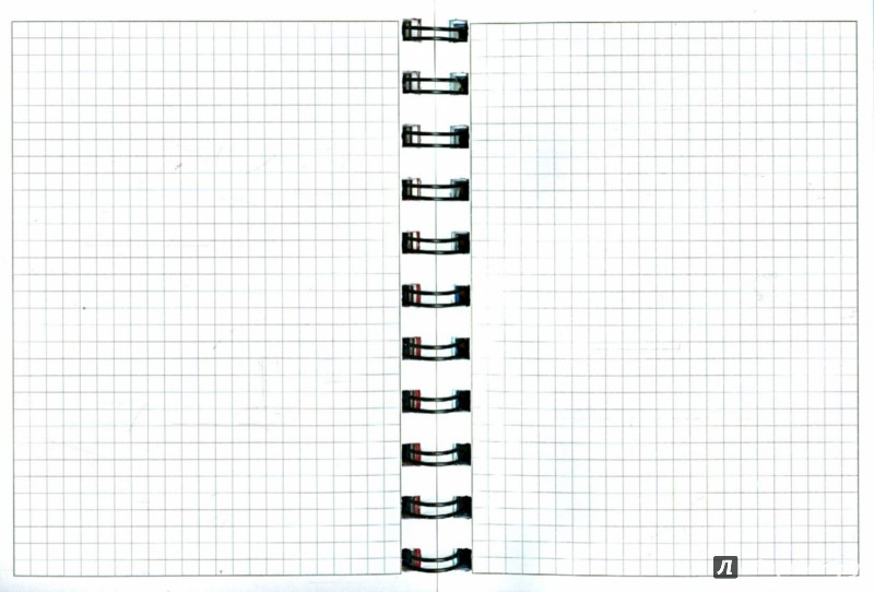 Иллюстрация 1 из 5 для Тетрадь общая с разделителями (180 листов, А6, клетка) (36571-С81-PR/MG) | Лабиринт - канцтовы. Источник: Лабиринт
