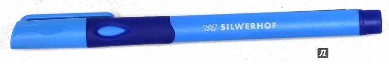 Иллюстрация 1 из 8 для Ручка шариковая для левшей (0,7 мм, синяя) (026126-02) | Лабиринт - канцтовы. Источник: Лабиринт
