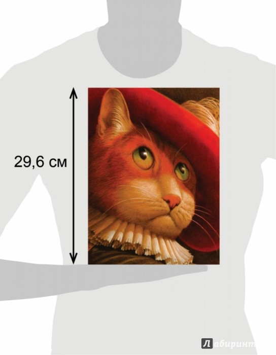 Иллюстрация 1 из 18 для Кот в сапогах (иллюстрации Фреда Марселлино) - Шарль Перро | Лабиринт - книги. Источник: Лабиринт