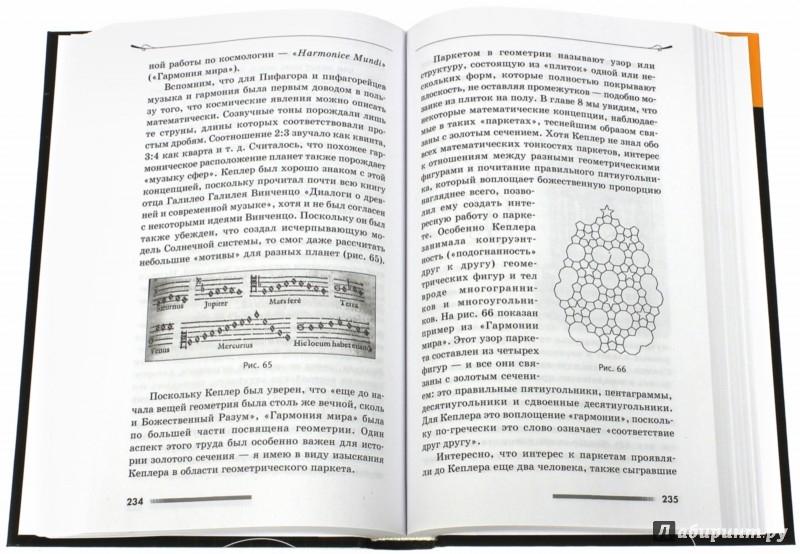 Иллюстрация 1 из 7 для Число Бога. Золотое сечение - формула мироздания - Марио Ливио | Лабиринт - книги. Источник: Лабиринт