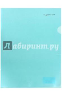 "Папка-уголок ""Classic"" (р=0,15 мм, зеленый) (255118-03)"