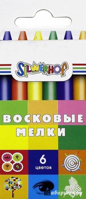 Иллюстрация 1 из 8 для Восковые мелки. 6 цветов. EMOTION. Европодвес (884099-06) | Лабиринт - канцтовы. Источник: Лабиринт