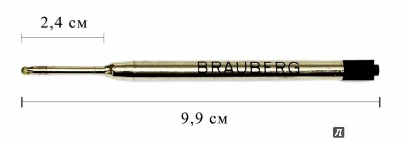 Иллюстрация 1 из 5 для Стержень шариковый металлический (черный, 1 мм) (170200) | Лабиринт - канцтовы. Источник: Лабиринт