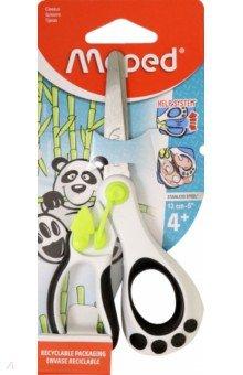 """Ножницы """"Koopy"""" (13 см,  закругленные концы, детские, цвет в ассортименте) (037910)"""