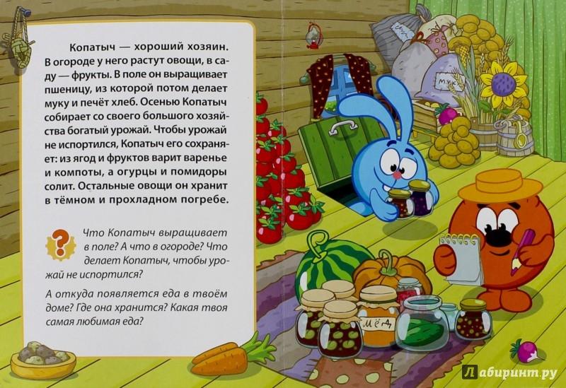 Иллюстрация 1 из 22 для Картонка. Смешарики. Копатыч | Лабиринт - книги. Источник: Лабиринт