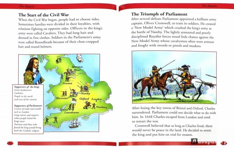 Иллюстрация 1 из 10 для British History - Tim Wood | Лабиринт - книги. Источник: Лабиринт