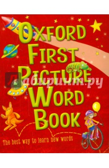 Oxford First Picture Word Book puzzle 1000 семь леопардов tinga 29427