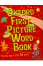 Oxford First Picture Word Book clothes and fashion picture book