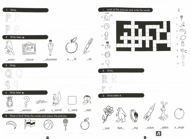 Иллюстрация 1 из 4 для Cambridge Alphabet Book - Olga Gasparova | Лабиринт - книги. Источник: Лабиринт