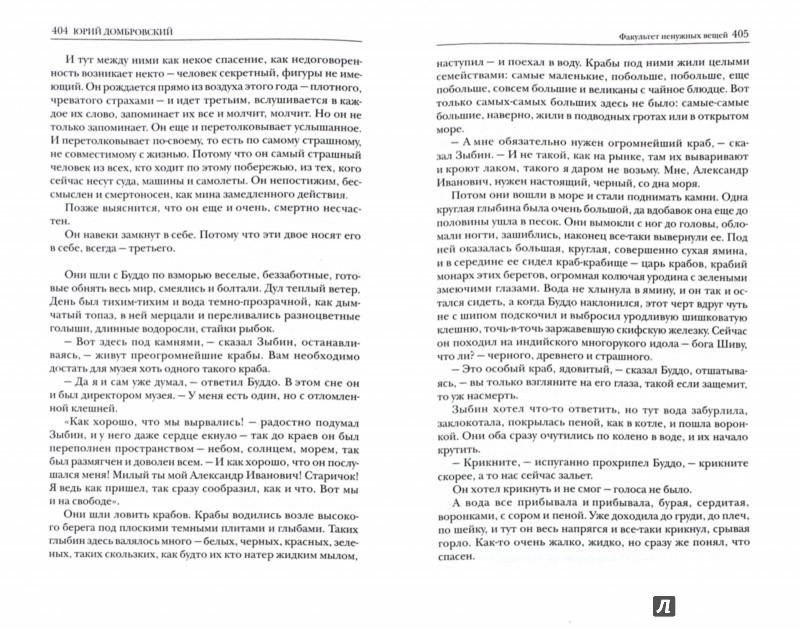 Иллюстрация 1 из 29 для Избранное. В 2 томах. Том 2 - Юрий Домбровский   Лабиринт - книги. Источник: Лабиринт