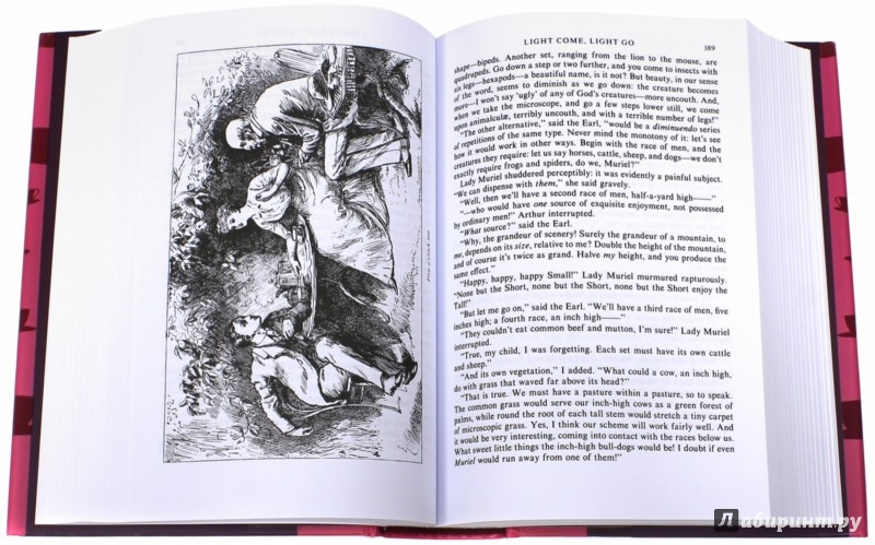 Иллюстрация 1 из 11 для The Complete Illustrated Works of Lewis Carroll - Lewis Carroll | Лабиринт - книги. Источник: Лабиринт