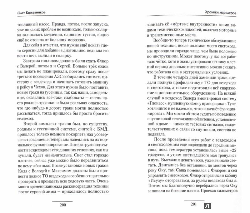Иллюстрация 1 из 6 для Мародерские хроники - Олег Кожевников | Лабиринт - книги. Источник: Лабиринт
