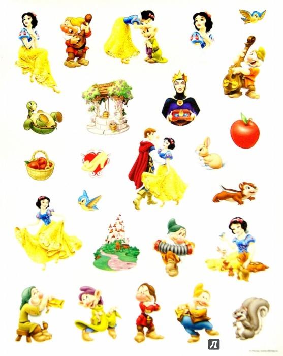 Иллюстрация 1 из 6 для Disney. 100 наклеек. Принцессы | Лабиринт - книги. Источник: Лабиринт