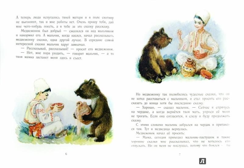 Иллюстрация 1 из 19 для Мальчик и злая медведица | Лабиринт - книги. Источник: Лабиринт