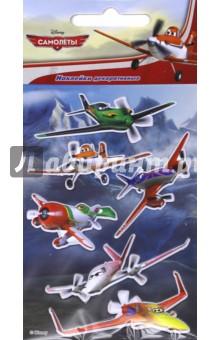 Disney яркие наклейки Самолёты (DsS05) не видемые днем фосфорные наклейки