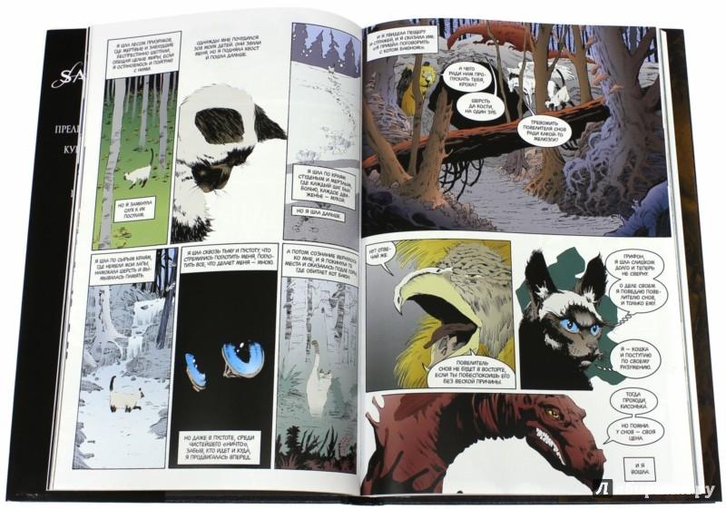 Иллюстрация 1 из 33 для The Sandman. Песочный человек. Книга 3. Страна Снов - Нил Гейман | Лабиринт - книги. Источник: Лабиринт