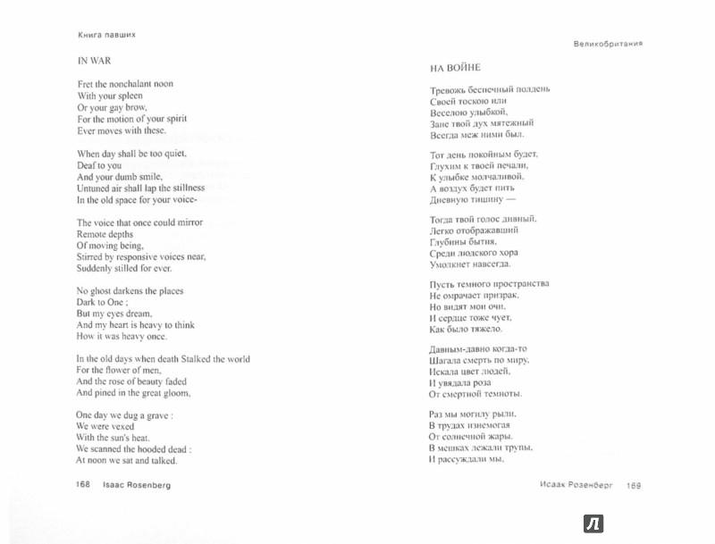 Иллюстрация 1 из 16 для Книга павших. Поэты Первой мировой войны. Антология мировой поэзии - Евгений Лукин | Лабиринт - книги. Источник: Лабиринт