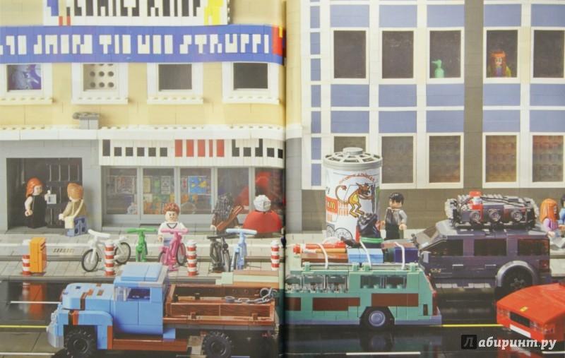 Иллюстрация 1 из 31 для Машинки Lego. Гараж Джо - Иоахим Кланг   Лабиринт - книги. Источник: Лабиринт