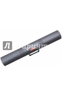 Тубус с ручкой 3-х секционный (серый) (ПТ42) тубус телескопический стамм цвет серый 6 5 см