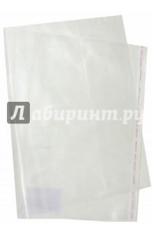 Обложка универсальная для учебников (с липким слоем,  №4, 380х250 мм) (38021)