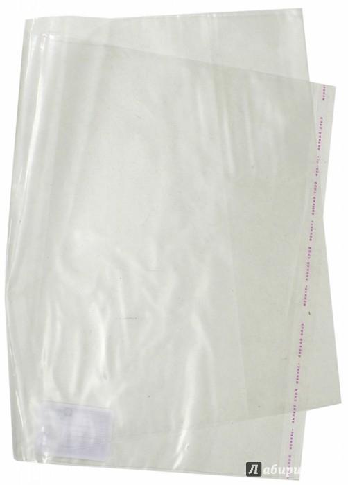 Иллюстрация 1 из 3 для Обложка универсальная с липким слоем, №6, 450х280 мм, поштучно (38023) | Лабиринт - канцтовы. Источник: Лабиринт