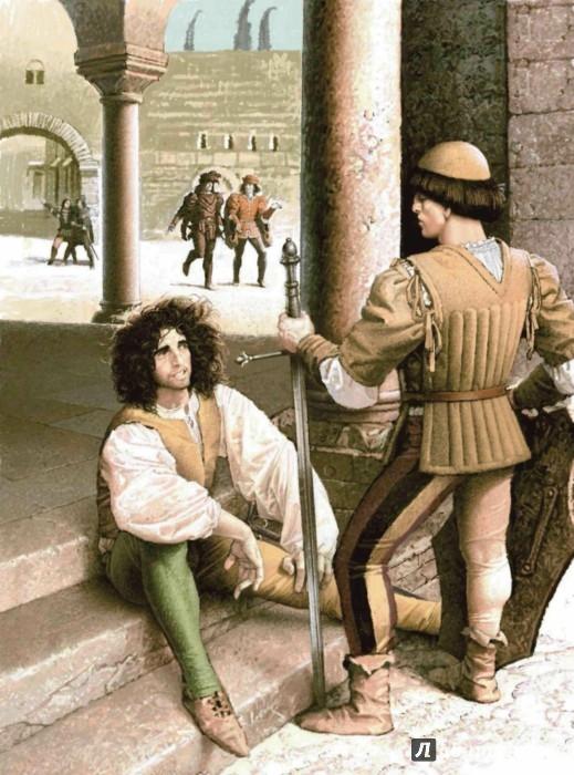 Иллюстрация 1 из 60 для Ромео и Джульетта - Уильям Шекспир | Лабиринт - книги. Источник: Лабиринт