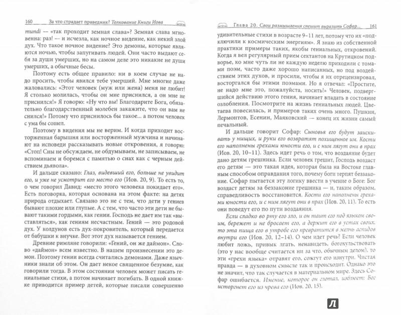 Иллюстрация 1 из 51 для За что страдает праведник? Толкование Книги Иова - Даниил Священник | Лабиринт - книги. Источник: Лабиринт