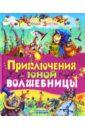 Приключения юной волшебницы, Агинская Елена Николаевна