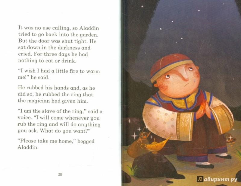 Иллюстрация 1 из 12 для Aladdin | Лабиринт - книги. Источник: Лабиринт