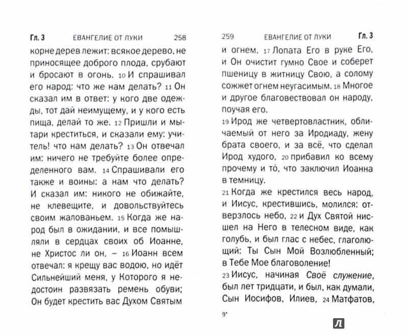 Иллюстрация 1 из 16 для Святое Евангелие | Лабиринт - книги. Источник: Лабиринт