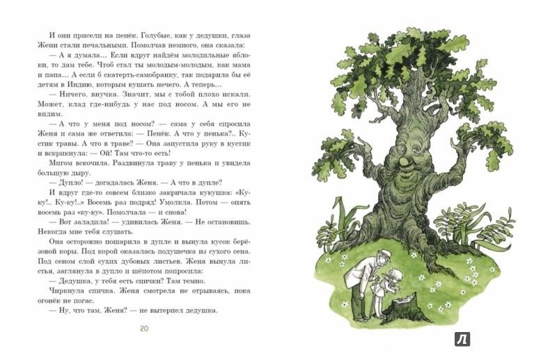 Иллюстрация 1 из 66 для Восемь волшебных желудей, или Приключения Желудино и его младших братьев - Юрий Дьяконов | Лабиринт - книги. Источник: Лабиринт