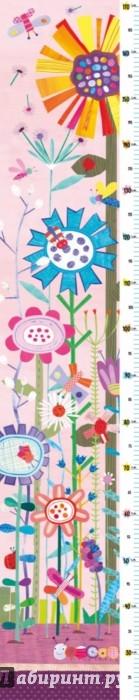 Иллюстрация 1 из 12 для Самый большой ростомер маленькой принцессы | Лабиринт - игрушки. Источник: Лабиринт
