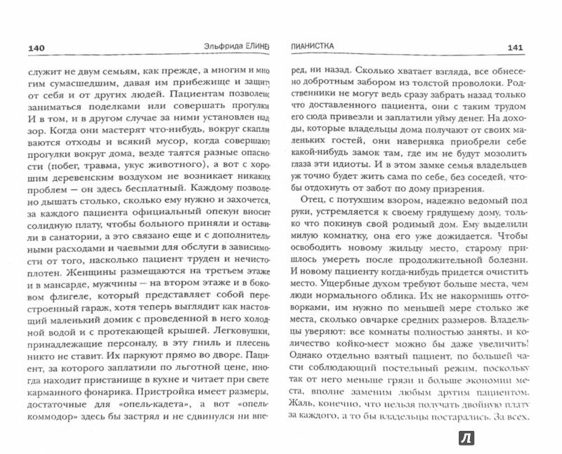 Иллюстрация 1 из 19 для Пианистка - Эльфрида Елинек   Лабиринт - книги. Источник: Лабиринт