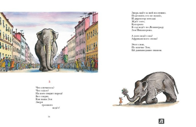 Иллюстрация 1 из 39 для Слон и Зоя - Владимир Лифшиц | Лабиринт - книги. Источник: Лабиринт