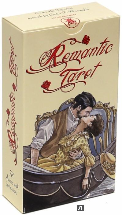 Иллюстрация 1 из 31 для Романтическое Таро - Emanuela Signorini | Лабиринт - книги. Источник: Лабиринт