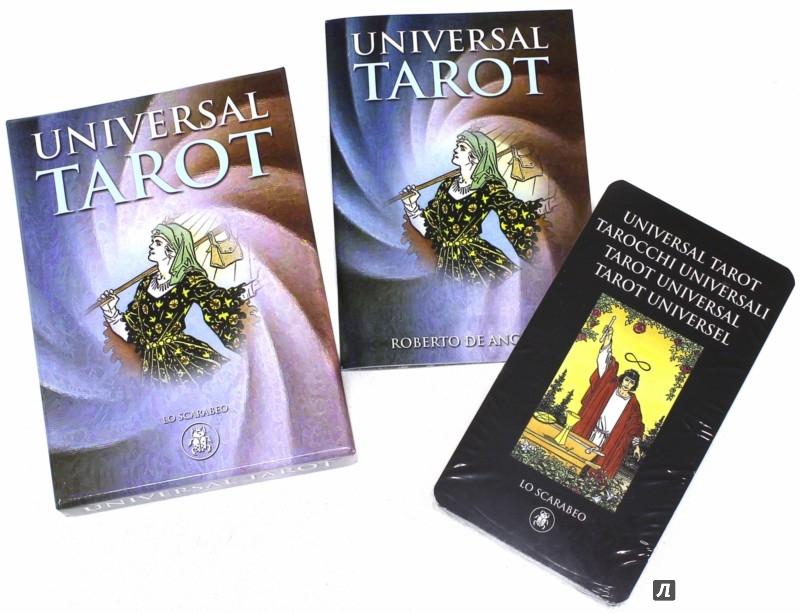 Иллюстрация 1 из 27 для Универсальное Таро Старшие Арканы - Roberto Angelis | Лабиринт - книги. Источник: Лабиринт