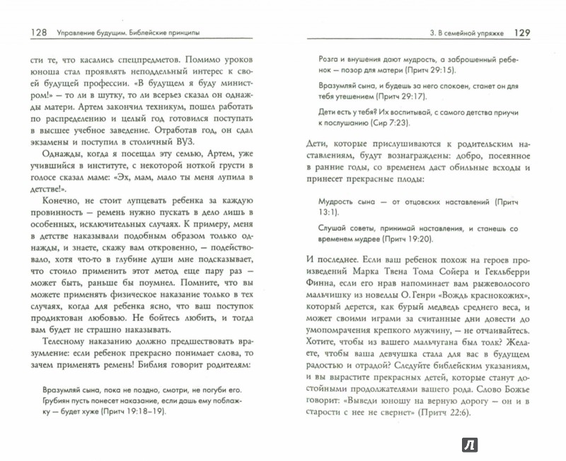 Иллюстрация 1 из 10 для Управление будущим. Библейские принципы - Александр Богданенков | Лабиринт - книги. Источник: Лабиринт