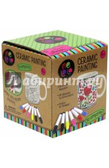 Набор для росписи кружки Лето (MELALA) (57557) набор д творчества набор для росписи ободков девочки из эквестрии