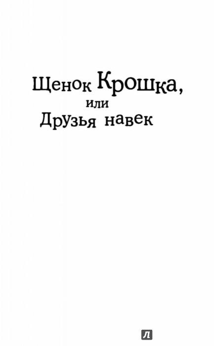 Иллюстрация 1 из 29 для Щенок Крошка, или Друзья навек - Холли Вебб | Лабиринт - книги. Источник: Лабиринт
