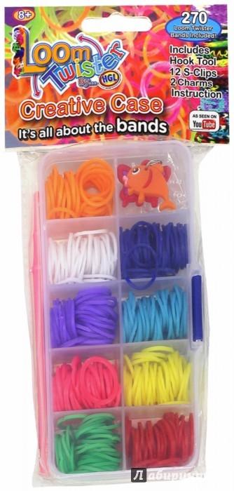 Иллюстрация 1 из 4 для Набор для плетения браслетов из резинок (SV11789) | Лабиринт - игрушки. Источник: Лабиринт