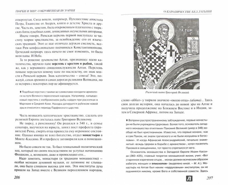 Иллюстрация 1 из 7 для Тюрки и мир. Сокровенная история - Мурад Аджи | Лабиринт - книги. Источник: Лабиринт