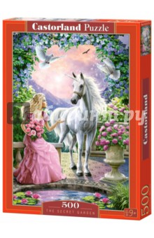 "Puzzle-500 ""Волшебный сад"" (B-52127)"