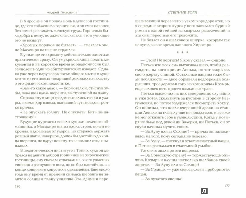 Иллюстрация 1 из 7 для Степные боги; Разгуляевка - Андрей Геласимов   Лабиринт - книги. Источник: Лабиринт