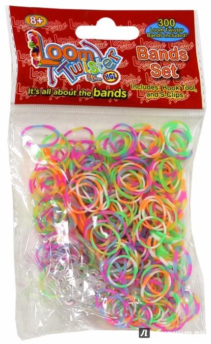 Иллюстрация 1 из 3 для Набор для плетения браслетов из резинок (SV11818) | Лабиринт - игрушки. Источник: Лабиринт