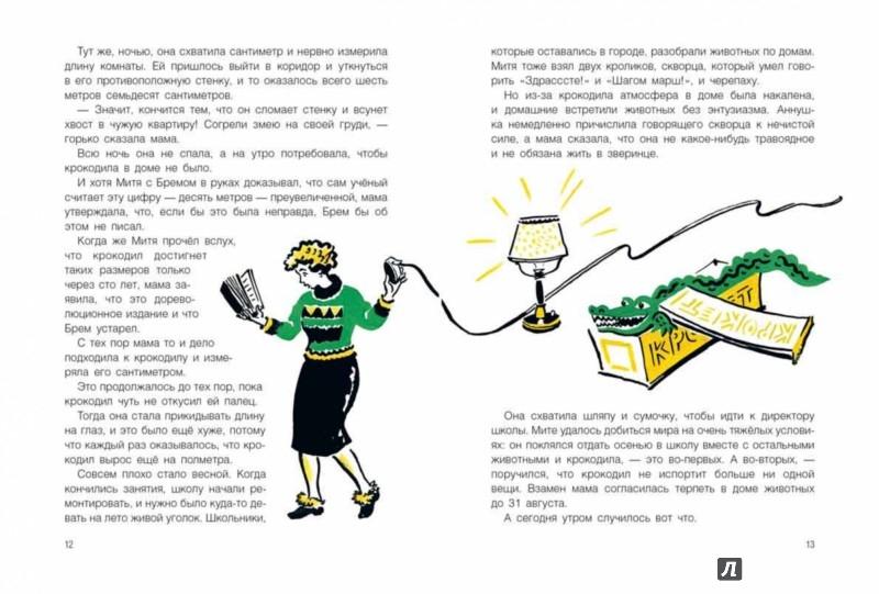 Иллюстрация 1 из 56 для Катя и крокодил - Гернет, Ягдфельд | Лабиринт - книги. Источник: Лабиринт