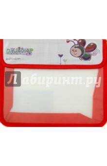"""Папка для тетрадей на липучке """"Doodle Boos"""", A5 (DD15-P1)"""